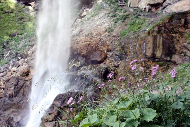 Johannesfall - imposantes Naturschauspiel