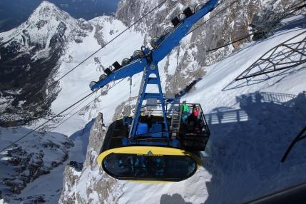 Dachstein Panoramaseilbahn
