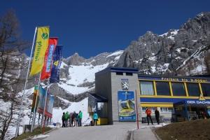 Talstation der Dachsteinbahn