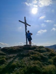 Gipfelsturm auf die Gollitschspitze