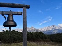 Glockenläuten am Gerzkopf