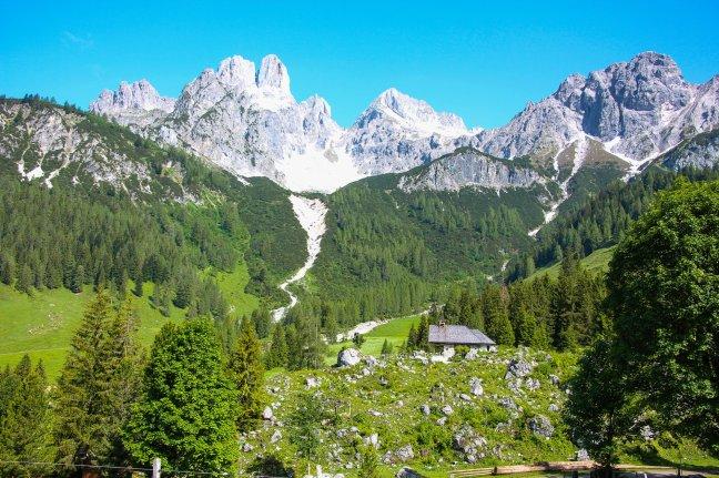 Salzburger Gipfelspiel - die wohlwollende Königin